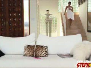 ضخم الثدي ada sanchez shares كوك إلى الخطوة أمي diamond kitty
