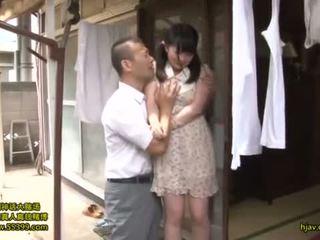 japonés, adolescentes, besos