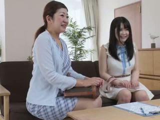 일본의, 오디션, 수음을하다