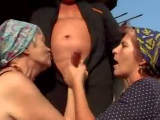 Oma pervers: gratis openlucht porno video- 14