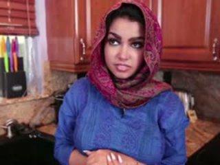 Busty Arab Teen Ada Gets Fucked Hard
