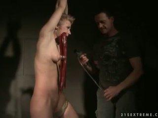 Chicky clarissa getting bondaged 和 處罰