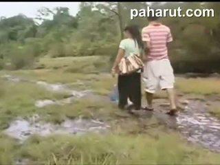 Gorące tajskie seks w publiczne