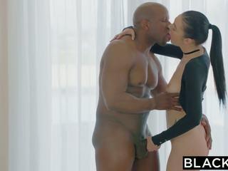 Blacked marley brinx 最初の bbc で 彼女の 尻: フリー 高解像度の ポルノの 19