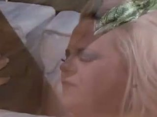 Steamy lesbians Jenna Haze and Bree Olson ram each others twats with toys