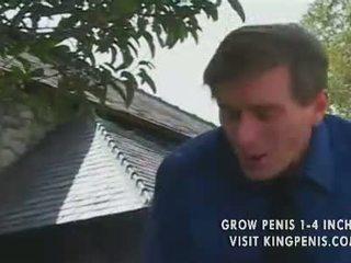 ホット 赤毛 ティーン kitty marie plowed バイ 古い 男