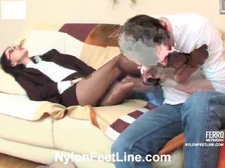 Judith și john ciorapi scurti footsex video acțiune acțiune