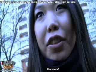 Exotisch aziatisch pop in realiteit porno