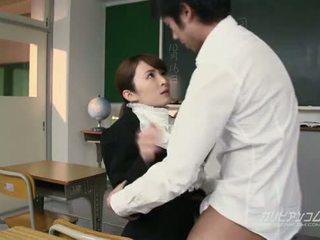 Beauty professora fodido difícil por students