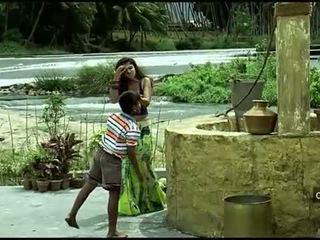 Nayanthara nóng navel và ngực biên soạn
