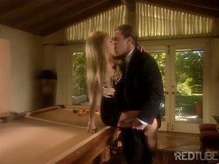 Bridgette Kerkove blonde slut providing ass