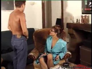 French Anal Granny f70 mature mature p...