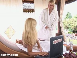 Darling is moaning during sex tool shovelling