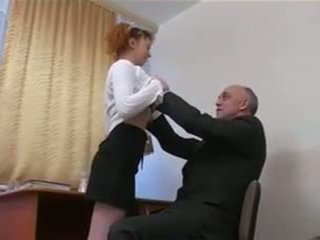 cumshots, vyhublý, old + young