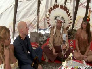 Pocoho: the treaty की peace