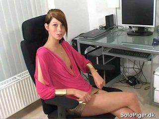 Amatorskie z denmark masturbacja