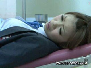 Voyeurcam hyödyntää at gynecologist 02