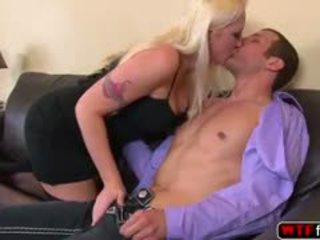 Alana evans encounters hlboké anál fucked
