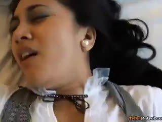 deepthroat, pipe, chatte poilue