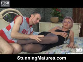 Isabella And Peter Kinky Mama Inside Action