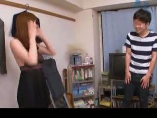 Asami yuma has सेक्स साथ उसकी fans