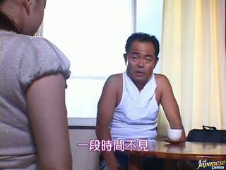 Timid পুরাতন reiko yamaguchi has doggystyled
