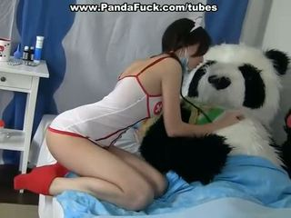 Kotor seks untuk menyembuhkan sebuah sakit panda