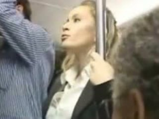Dívka molested v the autobus
