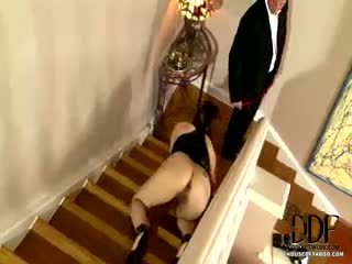 Tigerr Benson Leashed & Fucked