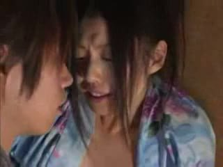 Japonesa familia (brother y sister) sexo part02