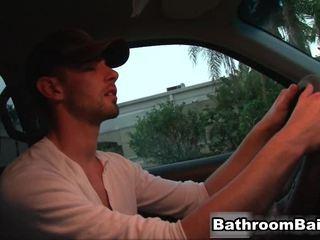 Homosexual porno groep seks in publiek bath