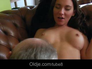 Nóng bossy thiếu niên fucks cô ấy xưa butler