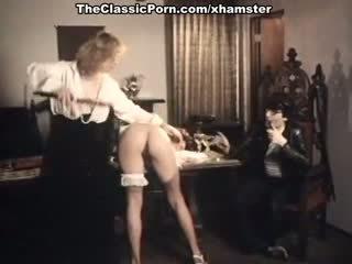 Desiree cousteau i tappning kön video-