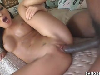 A Huge Supply of Black Dick for Asa Akira