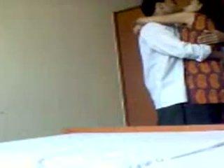 Tersembunyi kamera records india cpl having seks