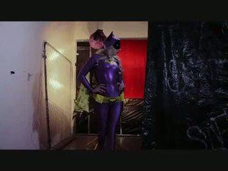 humiliation, superheroine