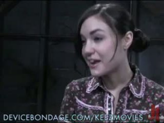 Sasha grey gets o cattle prod