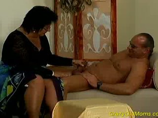 Mad old Mothermymy gets Rough fucked