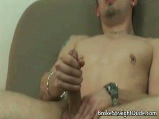 Gay film szene von braden und jeremy having intercourse auf ein bett 5 von brokestraightdude