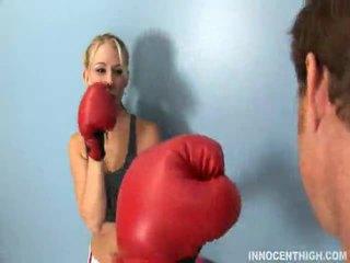 Knockout -val a cockout közel által natalie norton