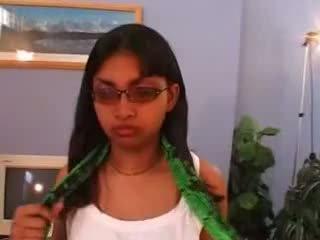 Virgin meisje indisch geeta