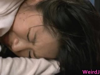 Aya Sakuraba Kinky Asian Model Creampied