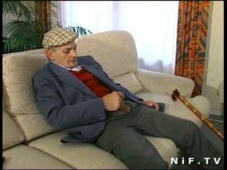 French papy voyeur fucks a lemak ireng prawan