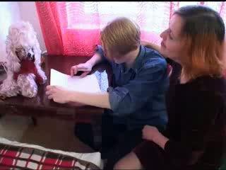 Rita seduced tema poeg