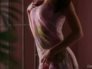 brunete, pornogrāfija, sensual