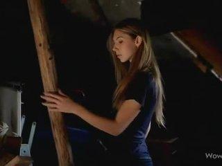 Abby anjelica čúranie