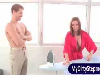 Abby Cross caught her BF banging her stepmom