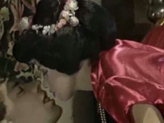 Geisha ब्लोजॉब fantasy