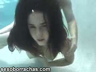 Onderwater seks porno