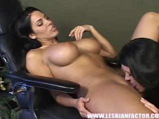 tits, brunete, melones